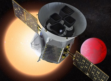 NASA's new space telescope will look out for alien life - KNine Vox