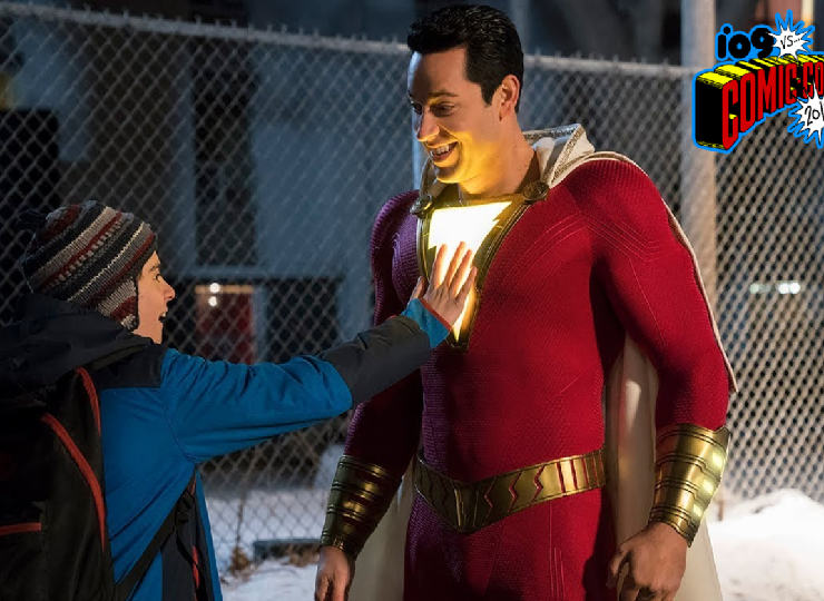 The first trailer for DC's Shazam is like Big, but with superheroes - KNine Vox