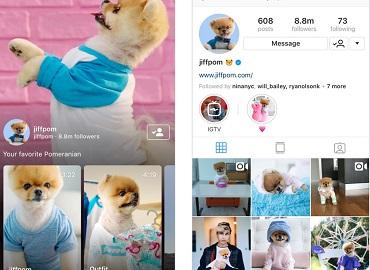 Instagram's longer video format app IGTV launched today - KNine Vox