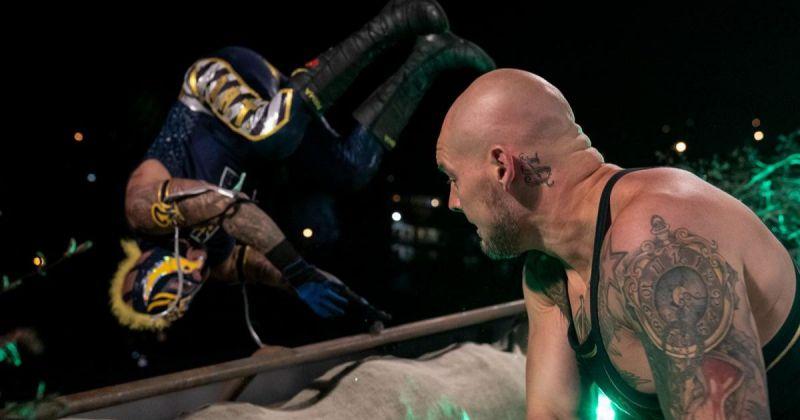 Baron Corbin WWE