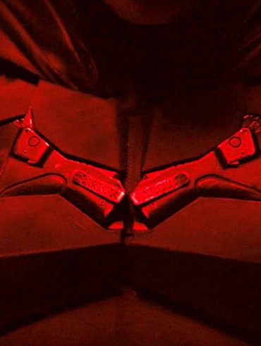 The Batman logo - KNine Vox