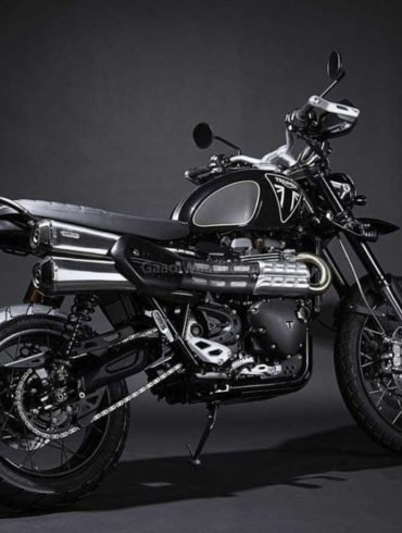 triumph james bond bike