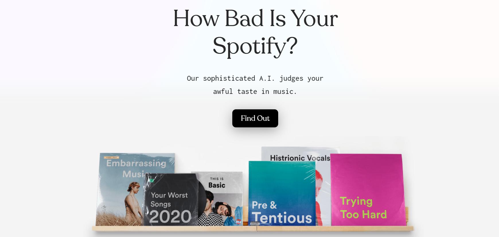 spotify bad listening
