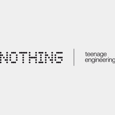 nothing teenage engineering
