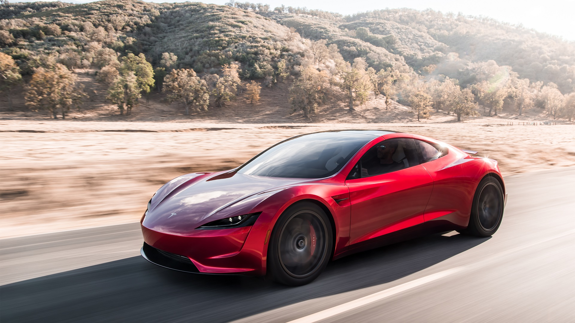 Elon Musk on Joe Rogan Podcast said he wants the new Tesla Roadster to hover