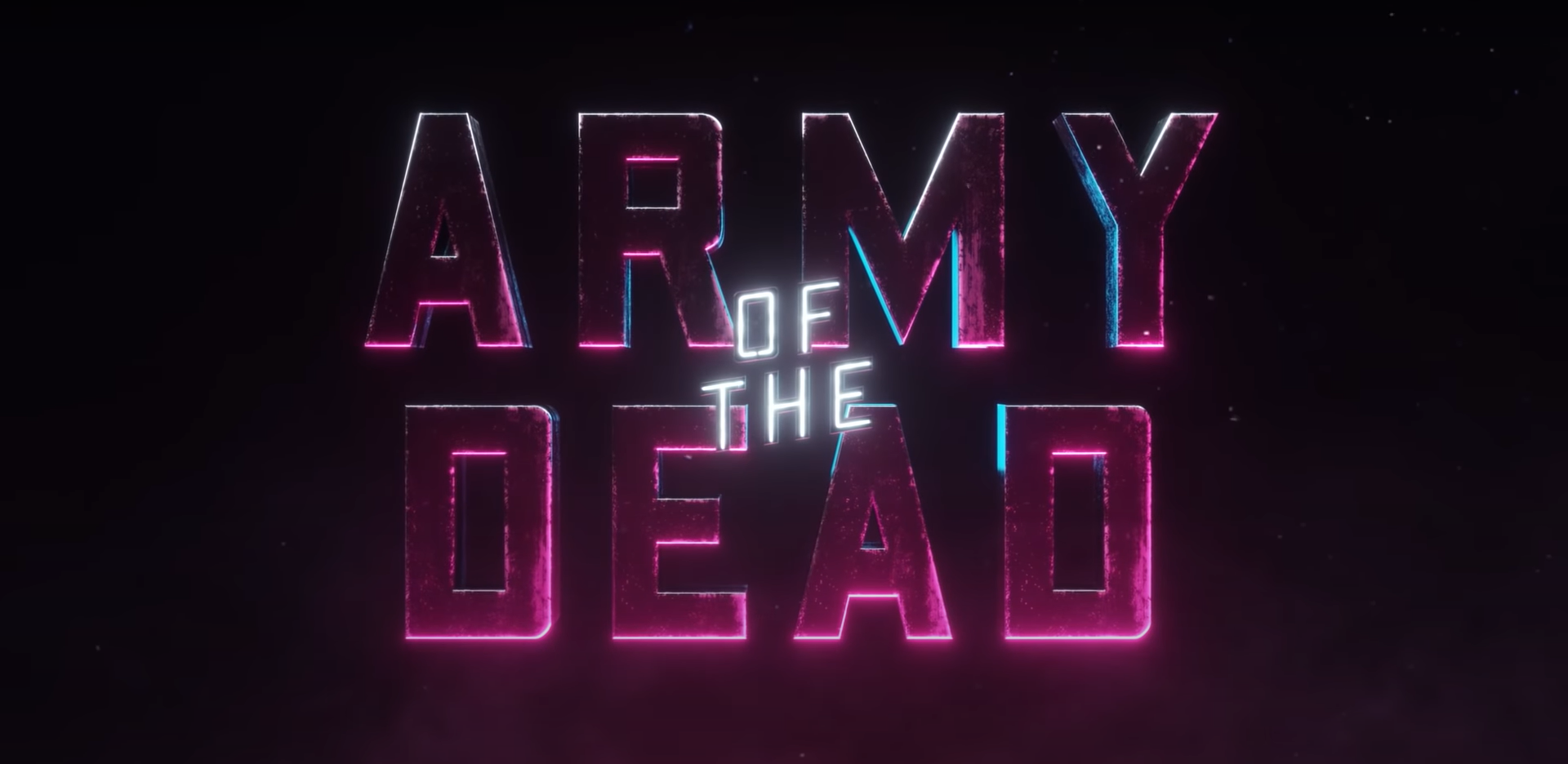 'Army of the Dead' teaser released by Netflix, another big action flick for Zack Snyder