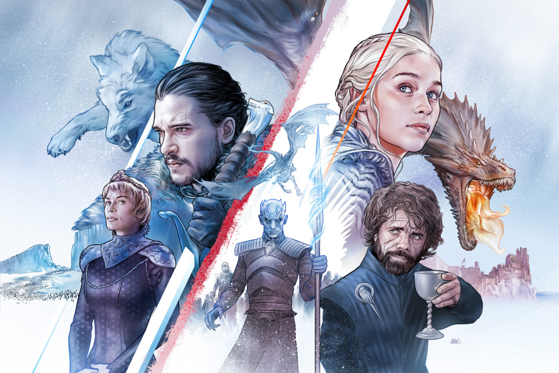 HBO is working on at least 5 spinoff shows for 'Game of Thrones'