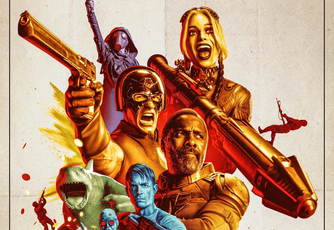 First trailer for Suicide Squad 2 is finally here and is full of humor