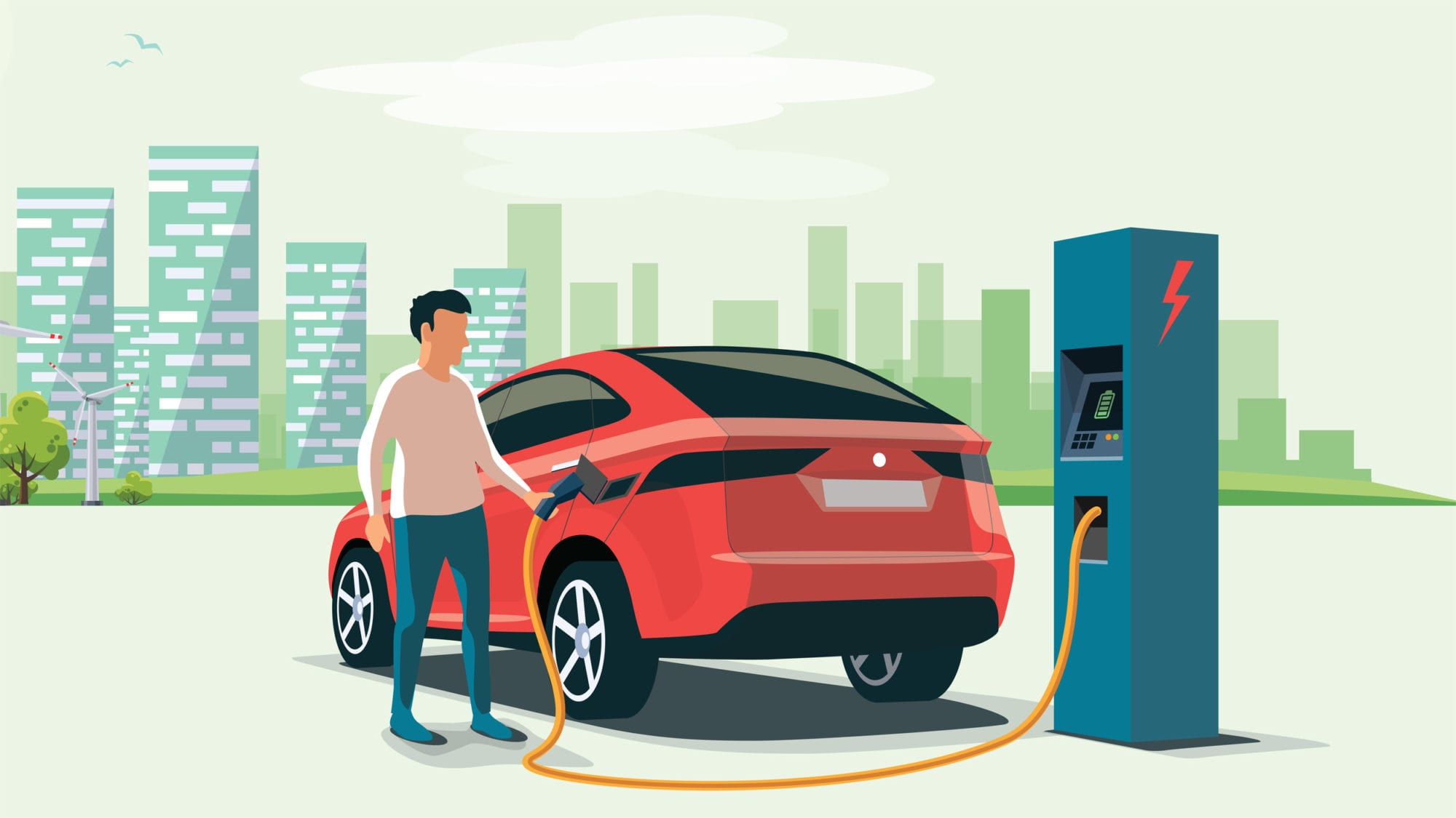 Is Electric The Future Of Car Manufacturing?