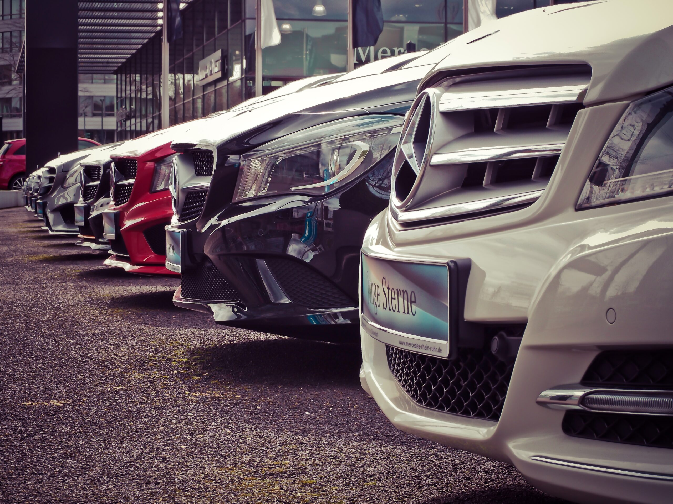Your Options When It Comes To Buying A Car